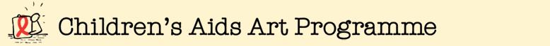 Childrens Aids Art Program